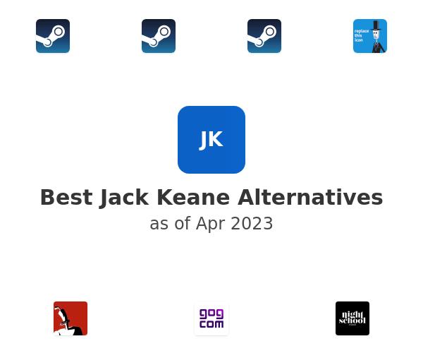 Best Jack Keane Alternatives