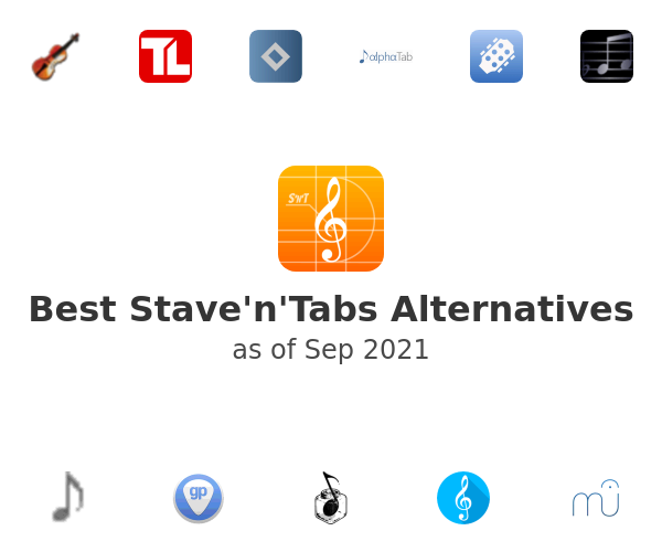 Best Stave'n'Tabs Alternatives