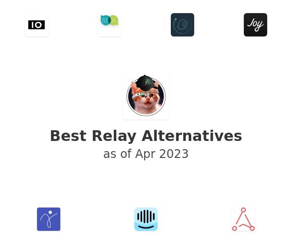Best Relay Alternatives