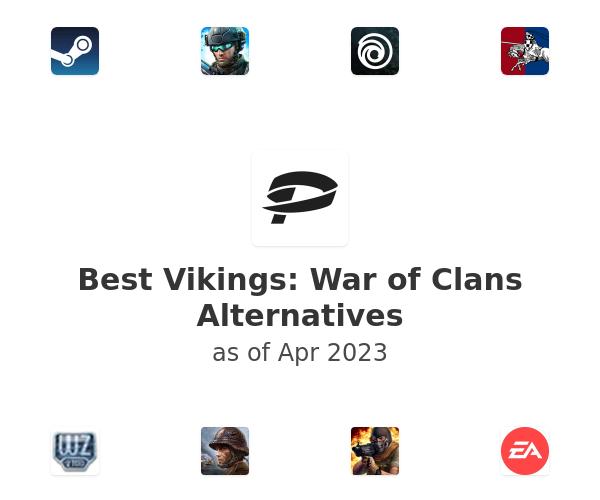 Best Vikings: War of Clans Alternatives