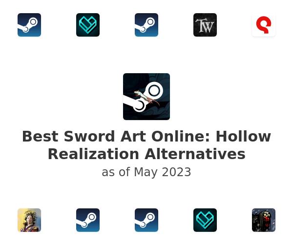 Best Sword Art Online: Hollow Realization Alternatives