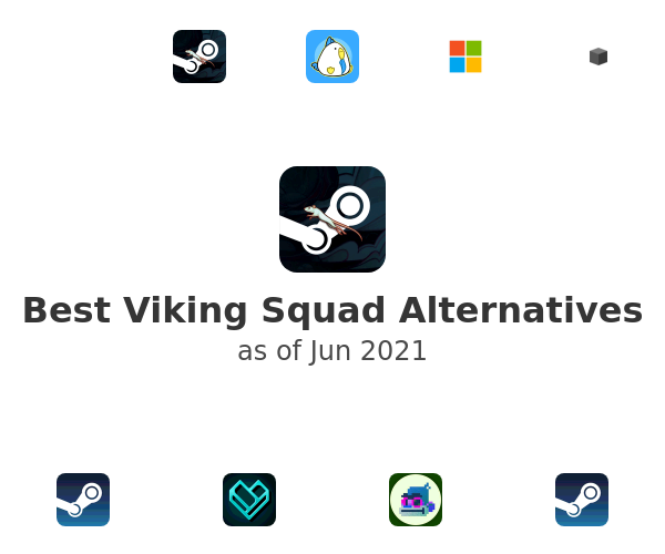Best Viking Squad Alternatives