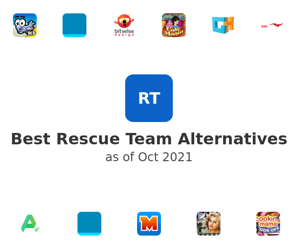 Best Rescue Team Alternatives