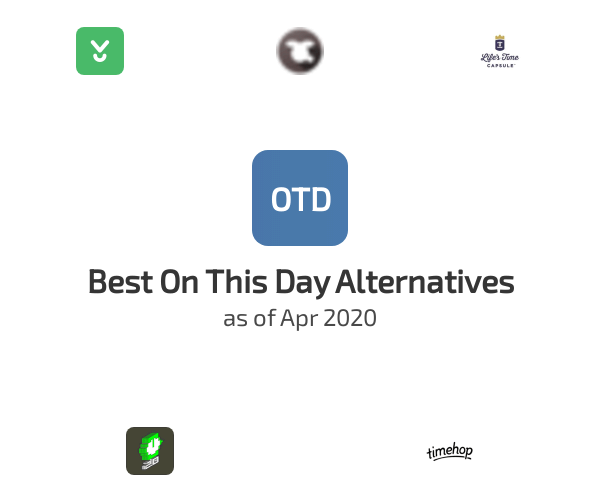 Best On This Day Alternatives