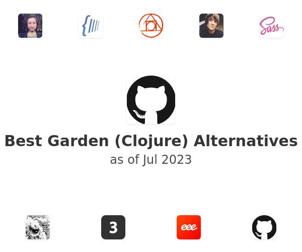 Best Garden (Clojure) Alternatives