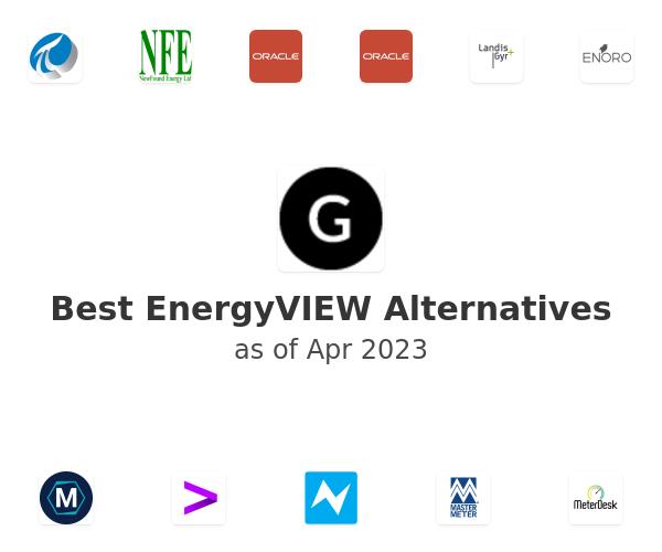 Best EnergyVIEW Alternatives