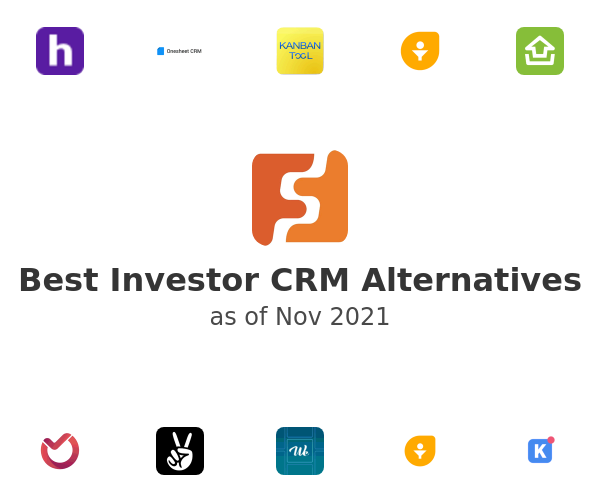 Best Investor CRM Alternatives
