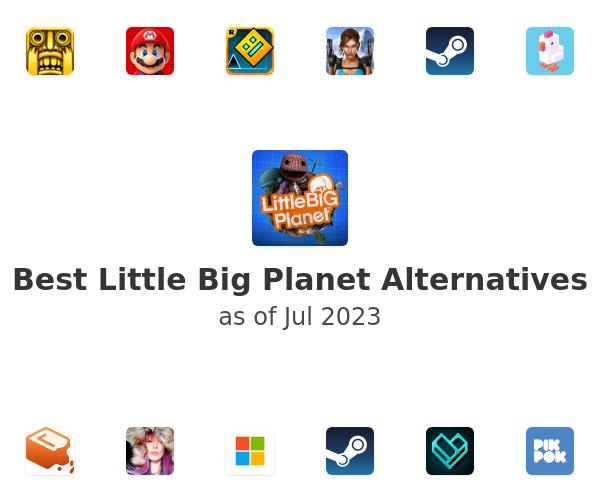 Best Little Big Planet Alternatives