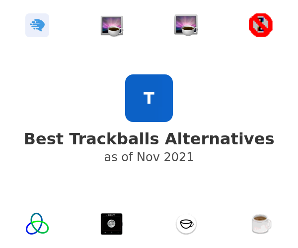 Best Trackballs Alternatives