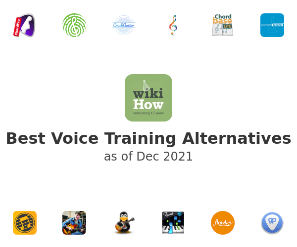 Best Voice Training Alternatives
