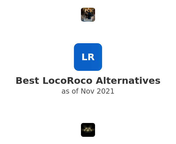 Best LocoRoco Alternatives