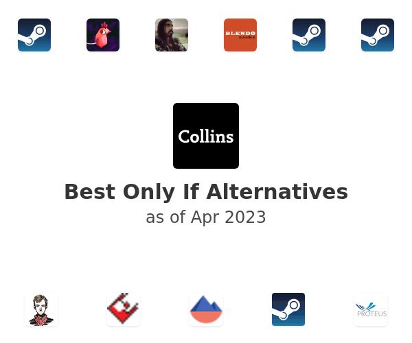 Best Only If Alternatives