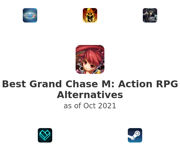 Best Grand Chase M: Action RPG Alternatives