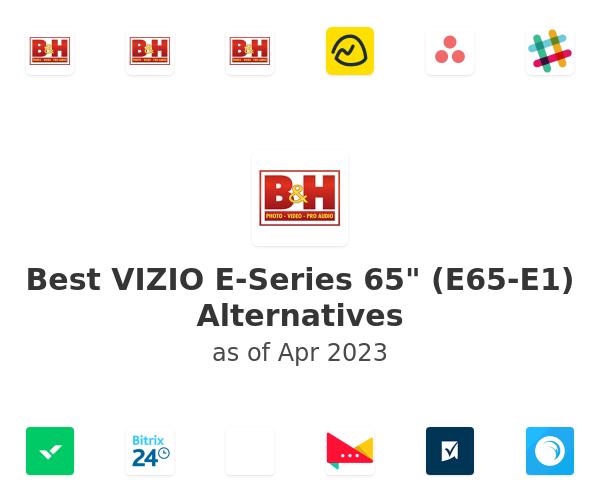 """Best VIZIO E-Series 65"""" (E65-E1) Alternatives"""