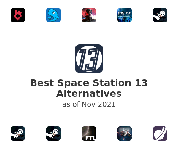 Best Space Station 13 Alternatives