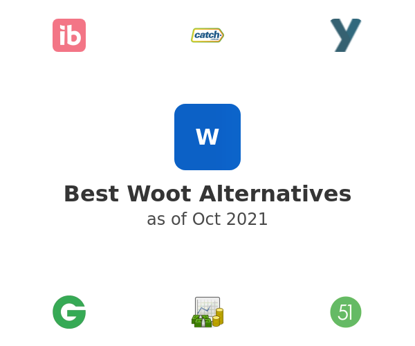 Best Woot Alternatives