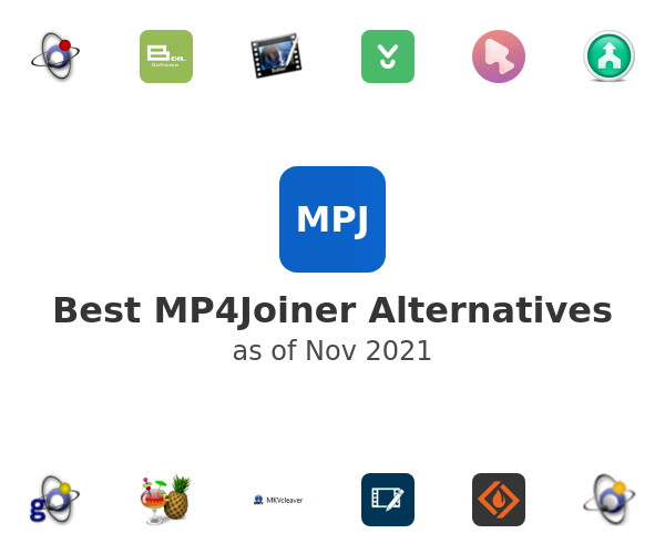 Best MP4Joiner Alternatives