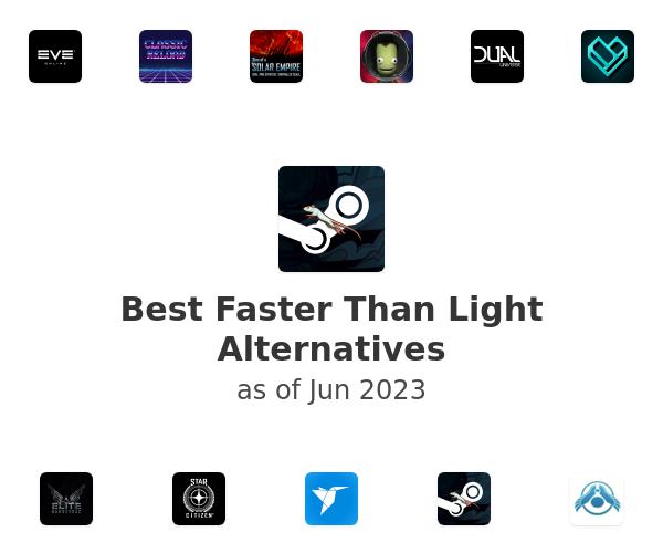 Best Faster Than Light Alternatives