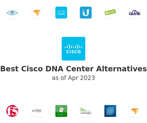 Best Cisco DNA Center Alternatives