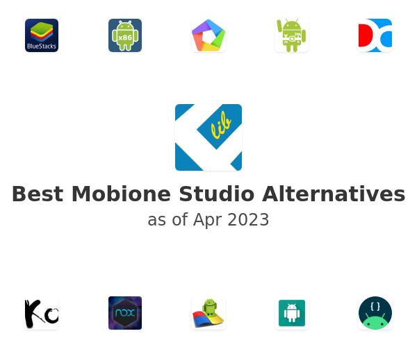 Best Mobione Studio Alternatives