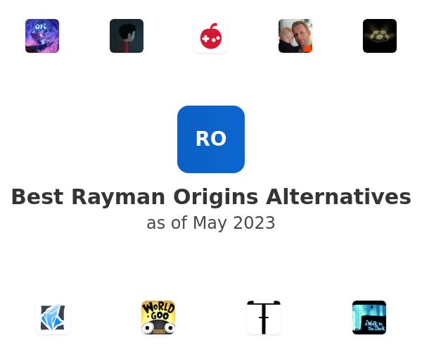 Best Rayman Origins Alternatives