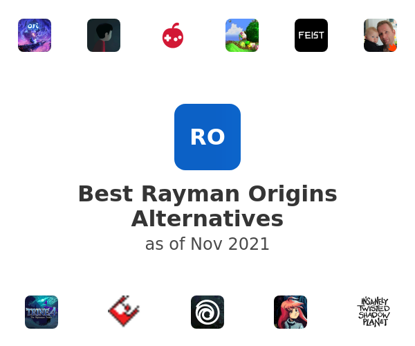 Best Rayman Origins Alternatives