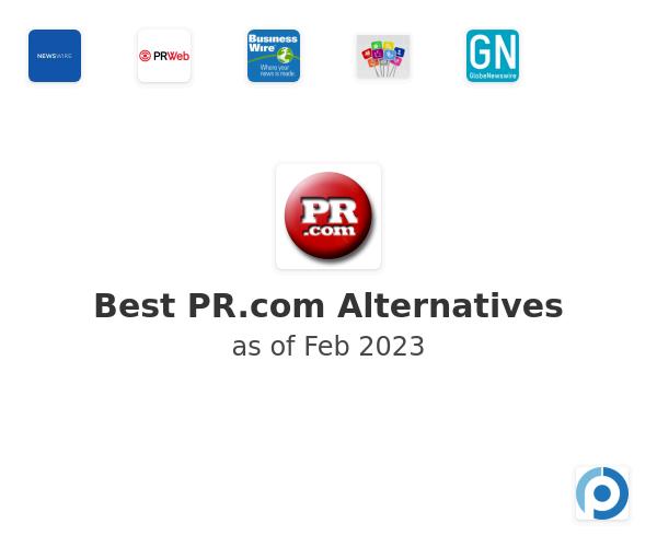 Best PR.com Alternatives