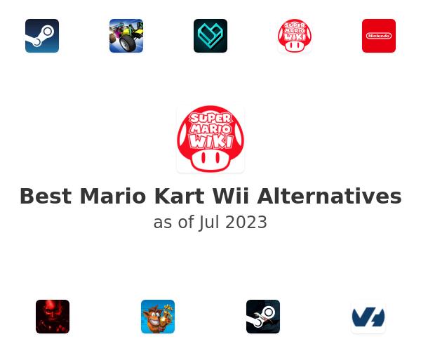 Best Mario Kart Wii Alternatives