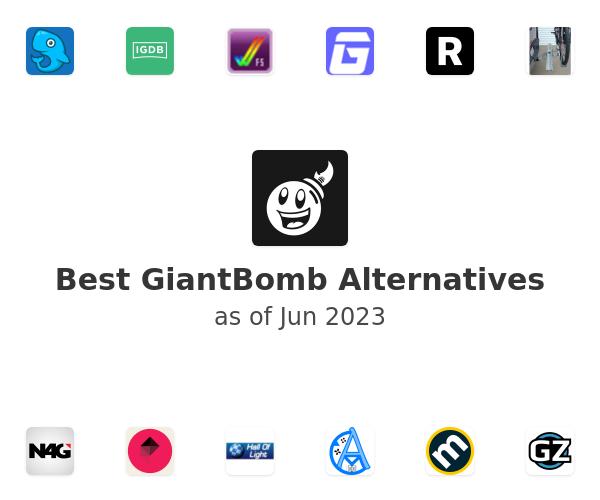 Best GiantBomb Alternatives