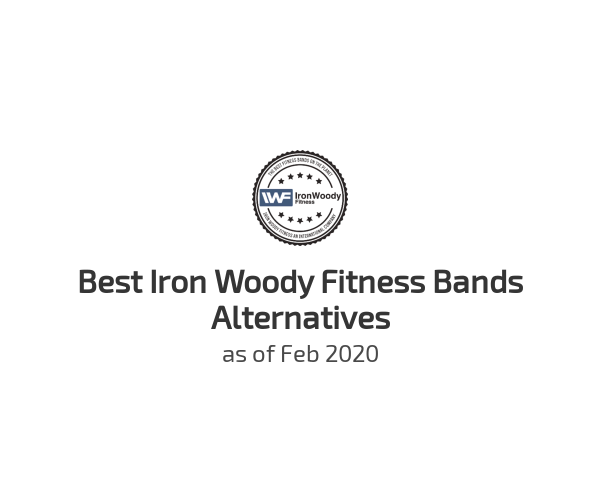 Best Iron Woody Fitness Bands Alternatives