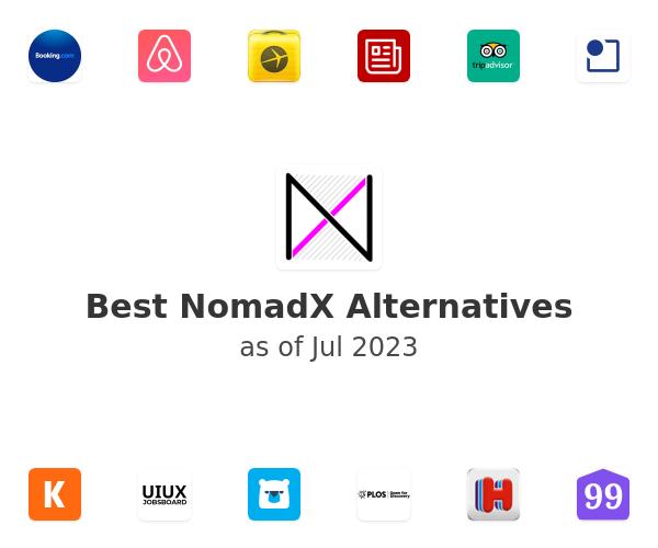 Best NomadX Alternatives