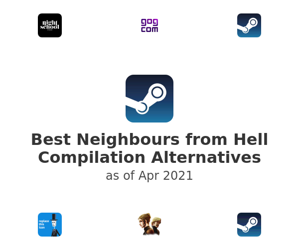 Best Neighbours from Hell Compilation Alternatives