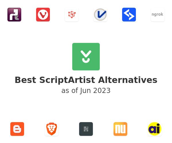 Best ScriptArtist Alternatives