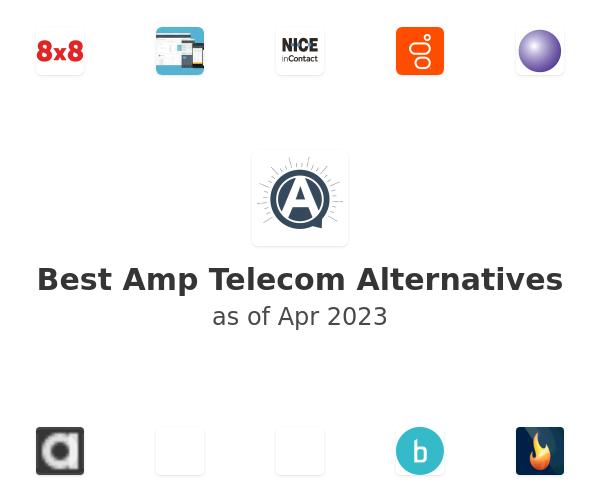 Best Amp Telecom Alternatives