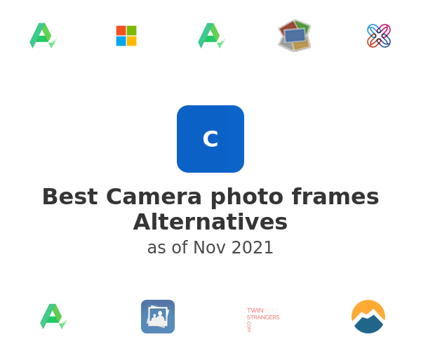 Best Camera photo frames Alternatives