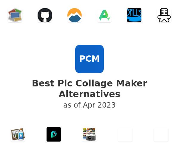 Best Pic Collage Maker Alternatives