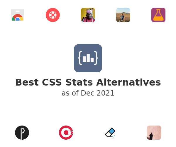 Best CSS Stats Alternatives