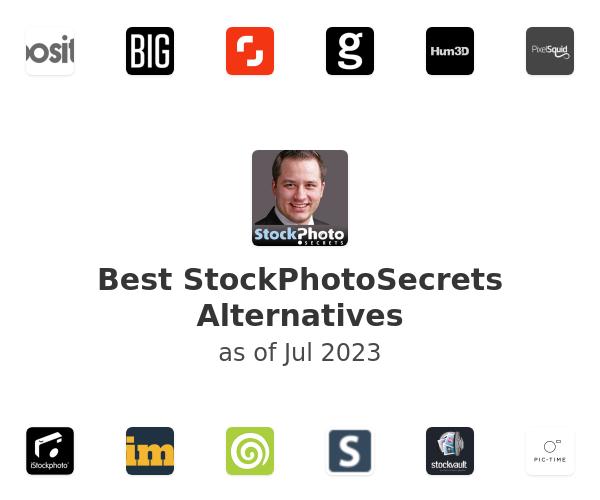 Best StockPhotoSecrets Alternatives
