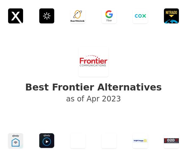 Best Frontier Alternatives