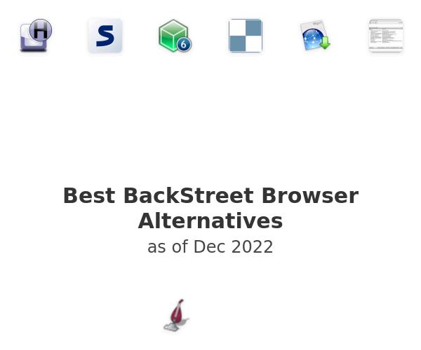 Best BackStreet Browser Alternatives