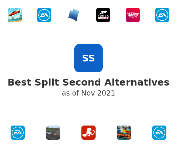 Best Split Second Alternatives