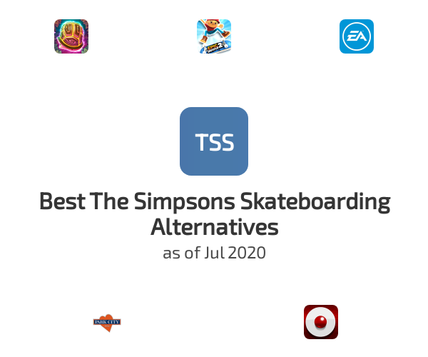 Best The Simpsons Skateboarding Alternatives