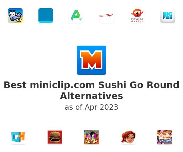 Best Sushi Go Round Alternatives
