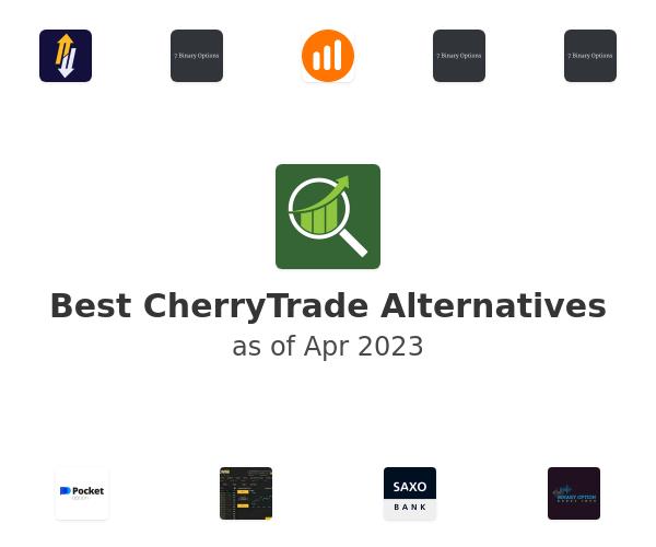 Best CherryTrade Alternatives