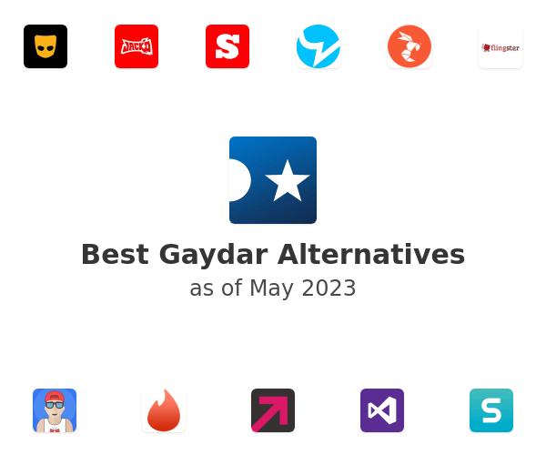Best Gaydar Alternatives