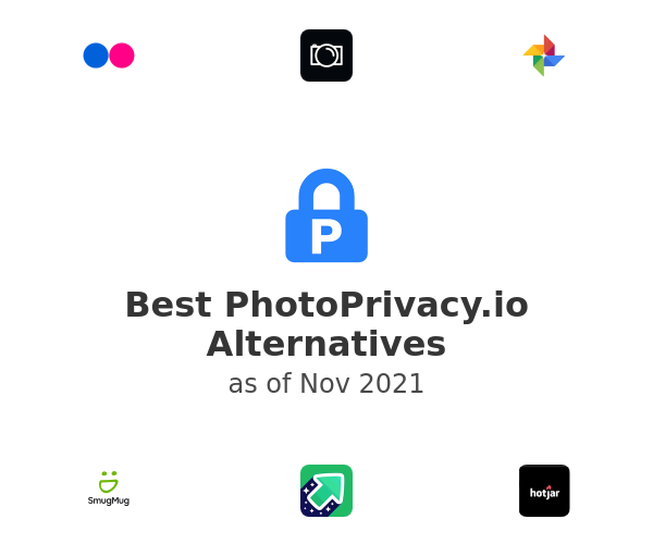 Best PhotoPrivacy.io Alternatives