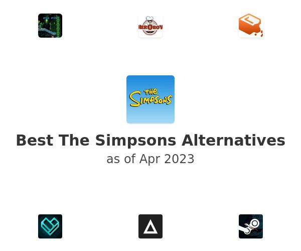 Best The Simpsons Alternatives