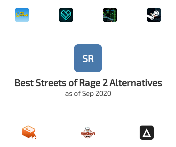 Best Streets of Rage 2 Alternatives