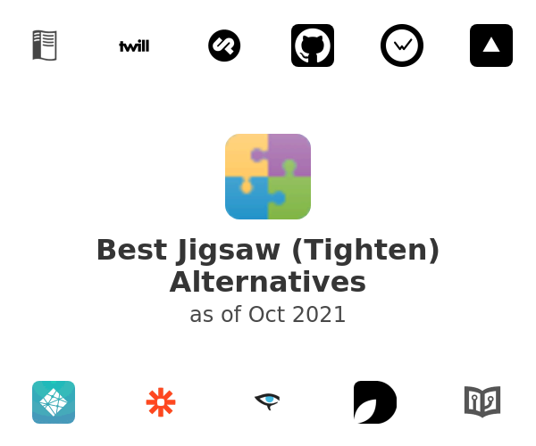 Best Jigsaw (Tighten) Alternatives