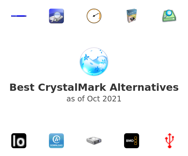 Best CrystalMark Alternatives